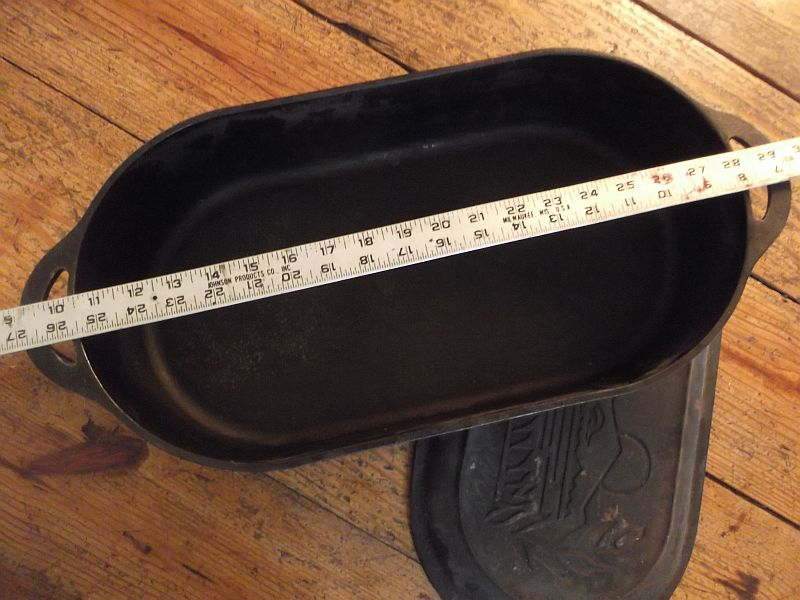 Lodge Cast Iron Pan - Homesteading Today